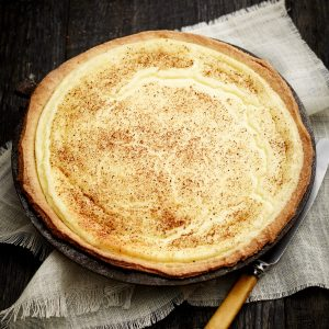 SWEETLY Milk Tart